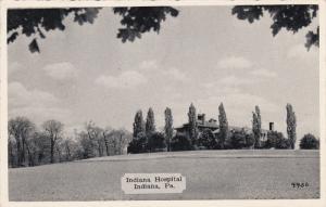 Hospital , INDIANA , Pennsylvania , 30s
