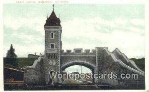 Quebec Canada, du Canada Kent Gate  Kent Gate