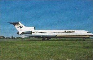 AUSTRALIAN BOEING 727-276 ADVANCED