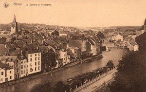 La Sambre et Panorama,Namur,France BIN