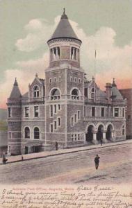 Maine Augusta Augusta Post Office 1908