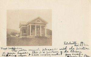 RP: FELCHVILLE , Vermont, 1906 ; Library
