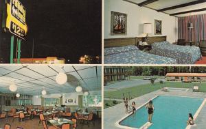 ROWLAND , North Carolina, 50-60s ; Family Inn
