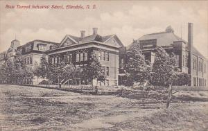 ELLENDALE , North Dakota , PU-1910 ; State Normal Industrial School