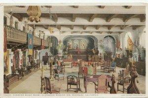 RIVERSIDE, California, 1900-10s; Glenwood Mission Inn, Cloister Music Room
