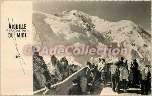 Old Postcard Chamonix Mont Blanc (Haute Savoie) The Mont Blanc from the upper...