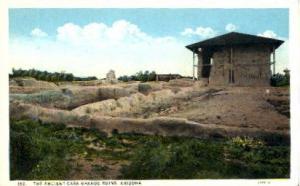 Casa Grande Ruins   - Misc, Arizona AZ Postcard