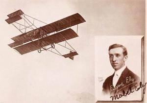 Eugene Ely - Plane