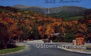 Pinkham Notch Camp White Mountains NH Unused
