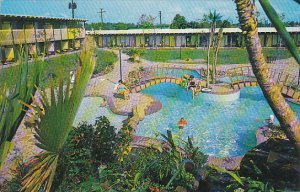 Driftwood Motor Hotel and Swimming Pool Port Arthur Texas