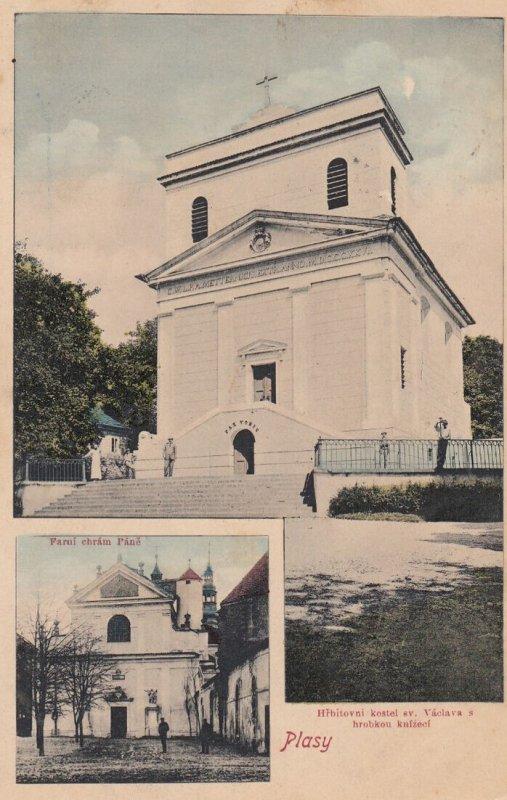 PLASY , Plzeň Region , Czech Republic , 1906