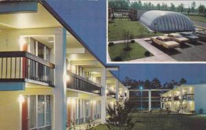 Exterior Night View, Indoor Swimming Pool, Quality Motel, Florence, South Car...