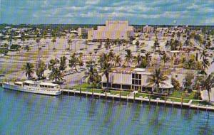 Florida Fort Lauderdale Creighton's Restaurant Looking West Into Sunrise Shop...