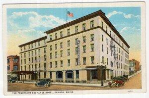 Bangor, Maine, The Penobscot Exchange Hotel