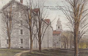 MIDDLEBURY , Vermont , 1900-10s, Starr Hall & Chapel,  Middlebury College