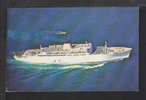 MS Victoria Postcard