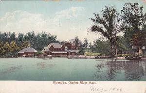 Riverside, Charles River, Massachusetts,00-10s