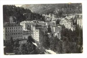 Bird's Eye View, Badgastein (Salzburg), Austria, 1900-1910s