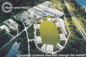 Triumf-Kaon Project , Canadian Science that will change the World! , Canada ,...