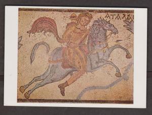 Roman Mosaic From Halicarnassus 200 AD - The British Museum
