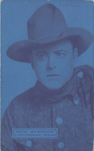 Cowboy Actor ROY STEWARD , 30s