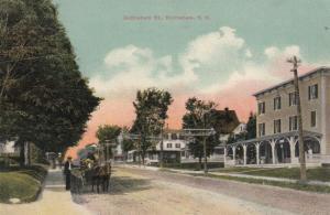 BETHLEHEM , New Hampshire, 1900-10s ; Bethlehem Street