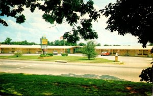 Virginia Appomattox Traveler's Inn Motel 1976