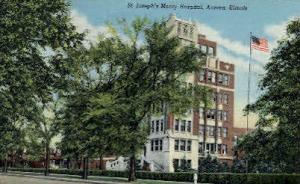 St. Josephs Mercy Hospital Aurora IL Unused