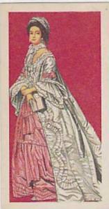 Brooke Bond Vintage Trade Card British Costume 1967 No 23 Lady's Day Dress Ci...