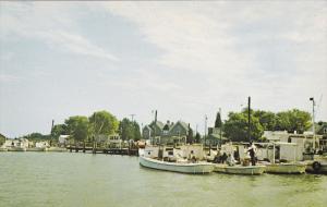 Tylerton , Smith Island , Maryland , 40-60s