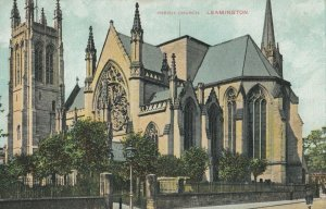 LEAMINGTON , England , 1900-10s ; Parish Church