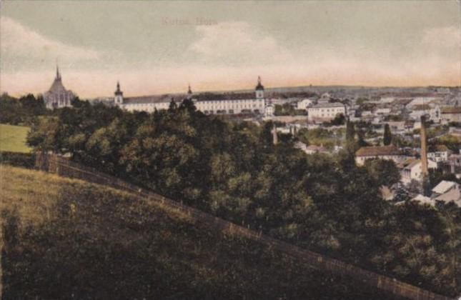 Czechoslovakia Hutna Kora Panorama 1907