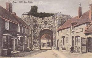 The Landgate, Rye, England, 00-10s