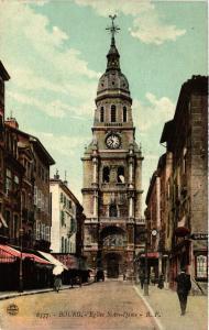 CPA BOURG Église Notre-Dame (382954)