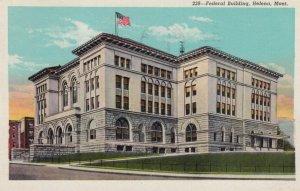 HELENA, Montana, 1949; Federal Building