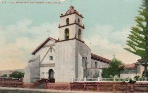 SAN BUENAVENTURA , California, 1900-10s ; Mission