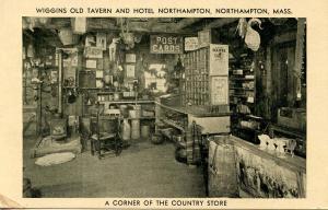 MA - Northampton. Wiggins Old Tavern & Hotel Northampton, Interior