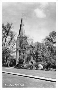 B107461 Netherlands Veendam N.H. Kerk Church Street Eglise real photo uk