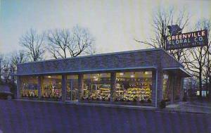 Greenville Floral Co., Greenville, South Carolina, 1940-1960s