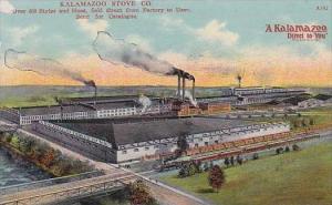 Michigan Kalamazoo Kalamazoo Stove Company
