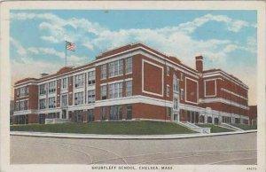 Massachusetts Chelsea Shurtleff School