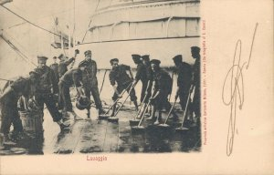 Italy - Lavaggio Navy - Nave 03.06