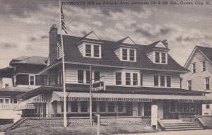 OCEAN CITY , New Jersey , 1957 ; Plymouth Inn