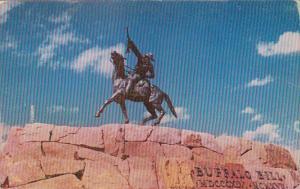 Wyoming Cody Buffalo Bill Statue