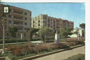 Postal: Melilla: Parque Hernandez-Monumento a Lope de Vega