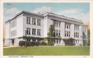Ohio Conneaut High School Curteich