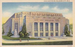 Oklahoma City Civic Auditorium