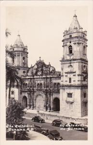 Panama The Cathedral Real Photo