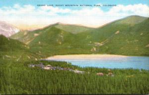 Colorado Rocky Mountains Grand Lake