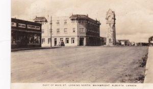 RP: WAINWRIGHT , Alberta , Canada , PU-1944; Main Street , North